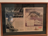 Stan Musial 1951 Look Magazine Roseville, 95747