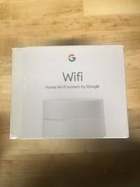 Google WiFi mesh network router