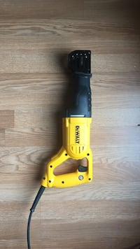 DeWALT RECIPROCATING SAW w/ BLADE...includes PROOF OF PURCHASE Nashville, 37214