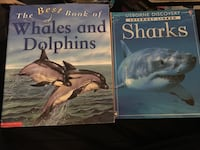 Animal & Plants Learning Books all for $5. Shark book Retails for $8.95 871 mi
