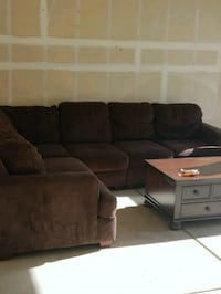 Brown couch Lincoln, 95648