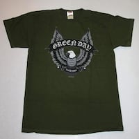 GREEN DAY EAGLE T-SHIRT  FROM 2003, PUNK ROCK Toronto