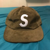 "Supreme 6 Panel ""S"" Cap Waipio, 96797"