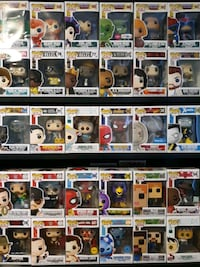 Funko Pops For Sale 10 Dollars & More