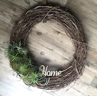 Live Airplants Wreath Woodbridge, 22193