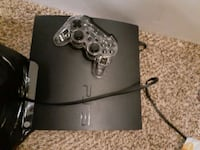 Ps3 with controller and drive
