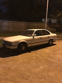 Parting out BMW Houston, 77095