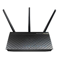 Asus RT-A66U router 6267 km