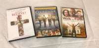 Christian Movies 3 for $5 Temple Hills, 20748