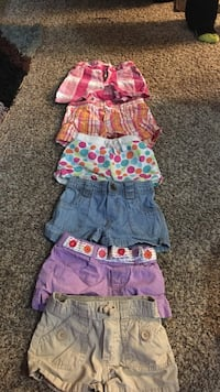 Girl clothes- 12-18months