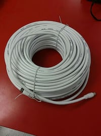 Approx 100ft rg-6u coaxial cable Unused Las Vegas, 89115