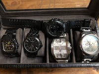 Watch Collection (G-Shock, Fossil, Diesel, Invicta) Asbury Park, 07712