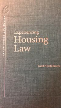 Experiencing House Law Book Flemington, 08822