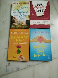 three assorted books by James Patterson New Delhi, 110074