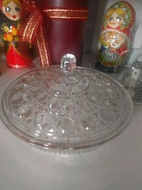 clear glass bowl with lid Fountain Valley, 92708