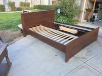 Queen Bed frame San Bernardino, 92408