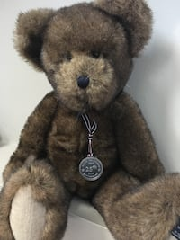 Boyds bears- Sterling 25 anniversary bear Barrie, L4N 6X8