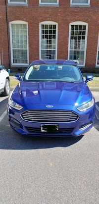 Ford - Fusion - 2015 Baltimore