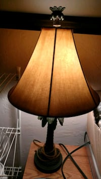Antique Lamp w/Cloth Shade Kenneth City, 33709