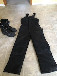 Work Insulated Pants Lincoln, L0R