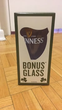 Guinness collectors glass Toronto, M6P 2M4