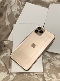 I phone 11 gold brand new no box