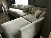 Fabric sectional  Mississauga, L4X 1E5