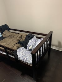 Single bed for Sale just the bed  Brampton, L7A 0M1