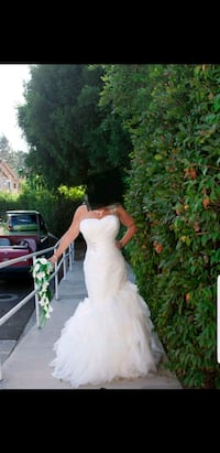 Wedding Dress 2242 mi