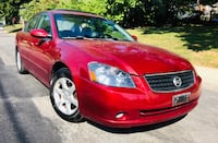 $1475 Firm / Cheap ' 2006 Nissan Altima Silver Spring