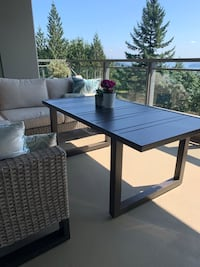 Patio table  West Vancouver, V7S 3J7