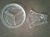 Crystal candie dishes  Riverside, 92507