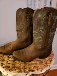 Justin stampede womens Durant cowgirl boots Nashville, 37212