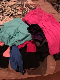 assorted apparel lot