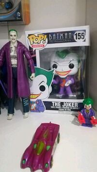 Cerco action figures Joker  Roma, 00133