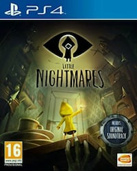Little nightmares-ps4 Cinisello Balsamo, 20092