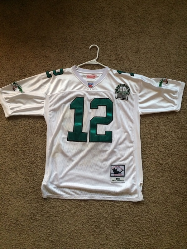 cheap for discount ee263 63cbc Authentic Randall Cunningham Mitchell & Ness Jersey