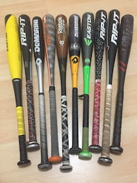 Senior big barrel baseball bats Markham, L3R 2N9