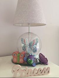 white and pink floral table lamp 2260 mi