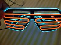 PARTY LED LIGHT UP GLASSES Brooklyn, 11212