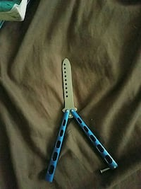 Butterfly knife non-offensive edge York, 17406