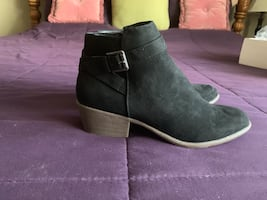 Just Fab Booties. Size 6.5