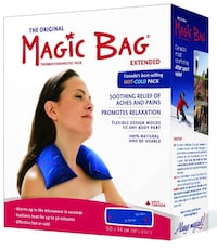 Magic Bag Extended Hot/Cold Pack, 40 Ounce Montreal, H3X 1L8