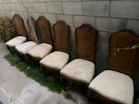 Beautiful Antique Chairs! Los Angeles, 91606