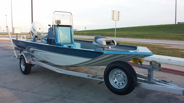 Used Fishing Boats For Sale >> Used Fishing Boat For Sale For Sale In Lubbock Letgo