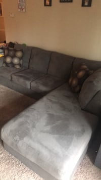 Sectional couch Silver Spring