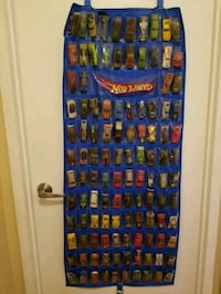 Hot Wheels Collection with Case Brampton, L6T 2E8