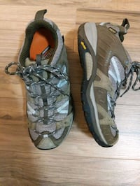 Women's Merrell hiking shoes size 6.5. Worn once Edmonton, T6T 0V1