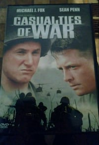 Movie DVD~Casualties of War Kissimmee, 34741