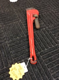 "Ohio forge 18"" pipe wrench  Humble, 77396"